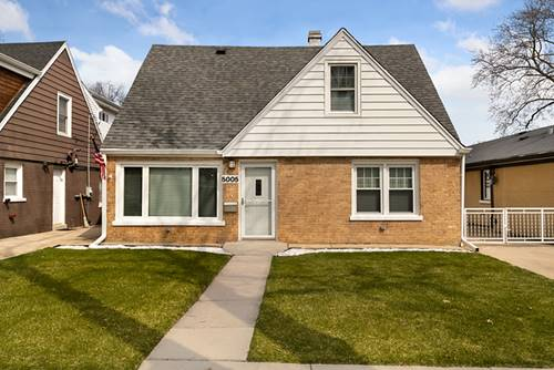 5005 N Rutherford, Chicago, IL 60656 Norwood Park