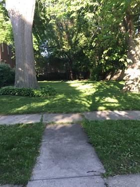 2041 Hawthorne, Evanston, IL 60201