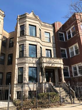1927 N Humboldt Unit 3, Chicago, IL 60647 Logan Square
