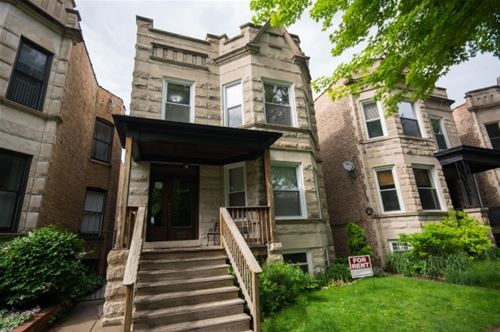 2234 W Leland Unit 2, Chicago, IL 60625 Ravenswood