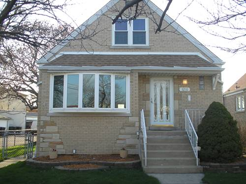 3216 N Pioneer, Chicago, IL 60634 Belmont Terrace