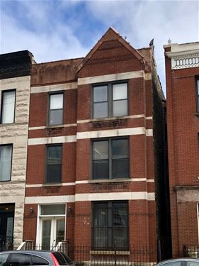 2943 N Halsted Unit 2, Chicago, IL 60657 Lakeview