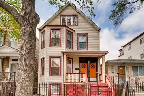 2922 N Dawson, Chicago, IL 60618 Avondale