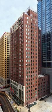 63 E Lake Unit 1309, Chicago, IL 60601 The Loop