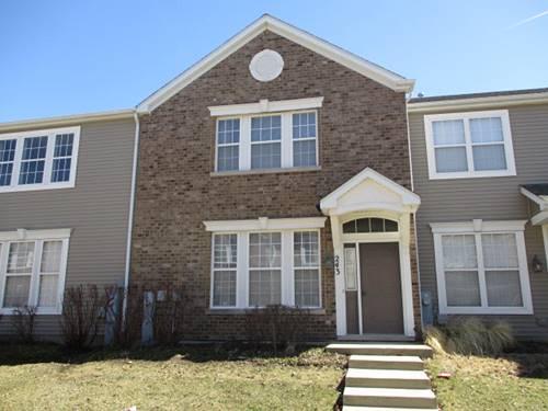 243 Springbrook, Oswego, IL 60543