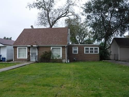 1538 N Harold, Melrose Park, IL 60160