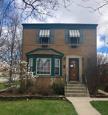 11401 S Talman, Chicago, IL 60655 Kennedy Park
