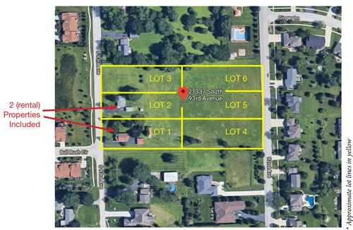 21325 S 93rd, Frankfort, IL 60423