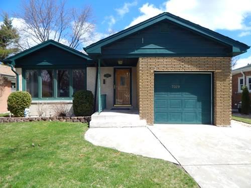 7029 N Caldwell, Chicago, IL 60646 Edgebrook