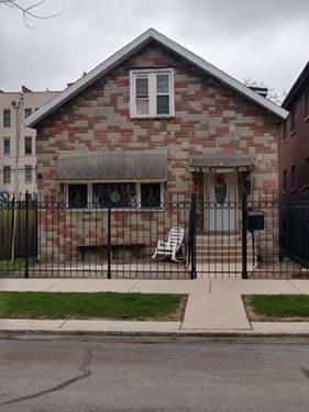 806 S Claremont, Chicago, IL 60612 Tri-Taylor