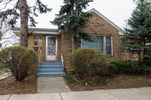 6155 W Argyle, Chicago, IL 60630 Jefferson Park