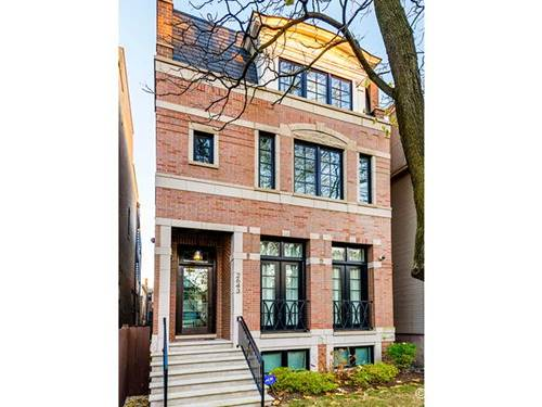 2643 N Burling, Chicago, IL 60614 Lincoln Park