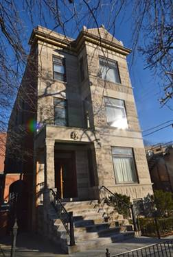 2317 N Orchard Unit 3, Chicago, IL 60614 Lincoln Park