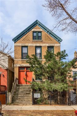 2144 N Bell, Chicago, IL 60647