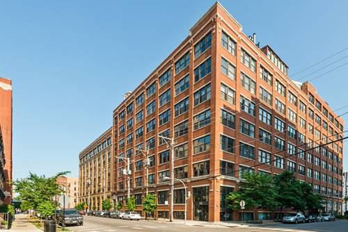 913 W Van Buren Unit 6C, Chicago, IL 60607 West Loop