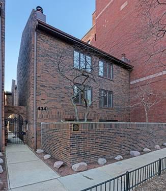 434 W Briar Unit 1, Chicago, IL 60657 Lakeview