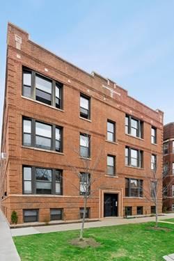 1625 W Lawrence Unit 3, Chicago, IL 60640 Ravenswood
