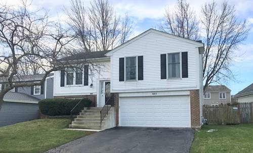 641 Stafford, Roselle, IL 60172
