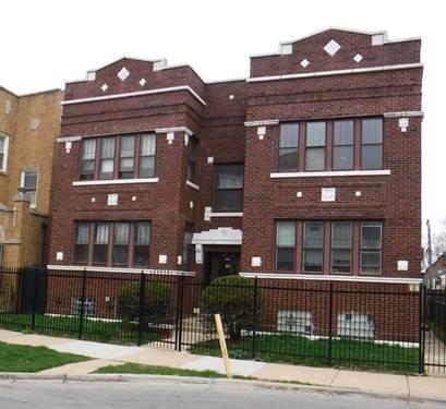 4818 W Cortez, Chicago, IL 60651 South Austin