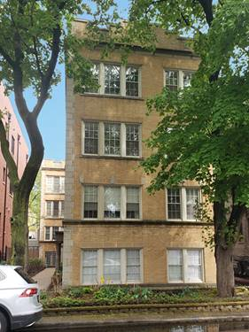 2215 N Bissell Unit 1C, Chicago, IL 60614 Lincoln Park