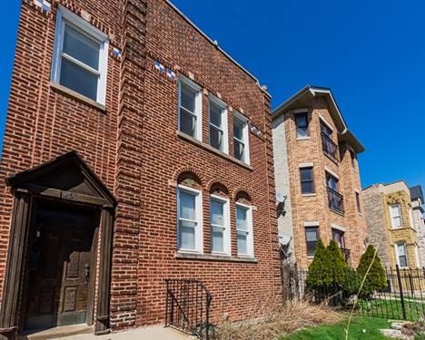 3250 W Warren, Chicago, IL 60624