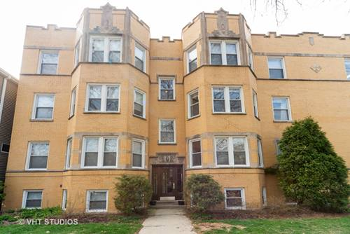 4256 N Francisco Unit 2, Chicago, IL 60618 Irving Park