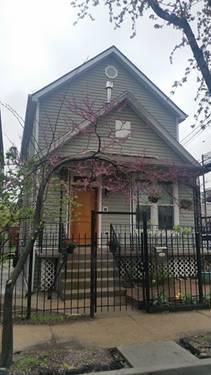 2760 W St Mary, Chicago, IL 60647 Logan Square
