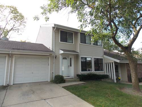 1643 E Rainbow Bay Unit 2, Palatine, IL 60074