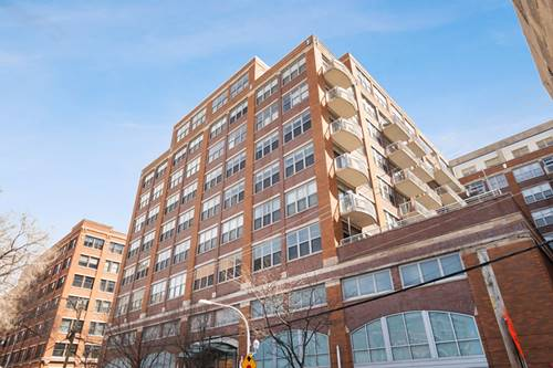 933 W Van Buren Unit 522, Chicago, IL 60607 West Loop