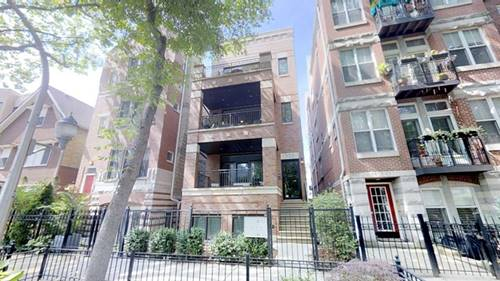 922 W Wolfram Unit 3, Chicago, IL 60657 Lakeview