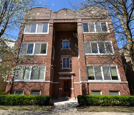 4846 N Bell Unit 1, Chicago, IL 60625 Ravenswood