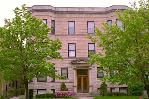 1443 W Belle Plaine Unit 3, Chicago, IL 60613 Graceland West