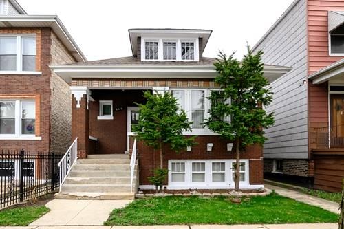 5425 S Fairfield, Chicago, IL 60632 Gage Park