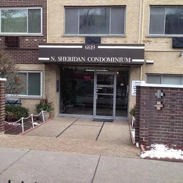 6619 N Sheridan Unit 502, Chicago, IL 60626 Rogers Park