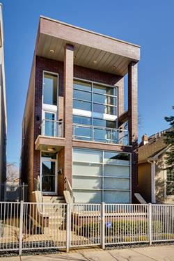 1709 N Rockwell Unit 2, Chicago, IL 60647