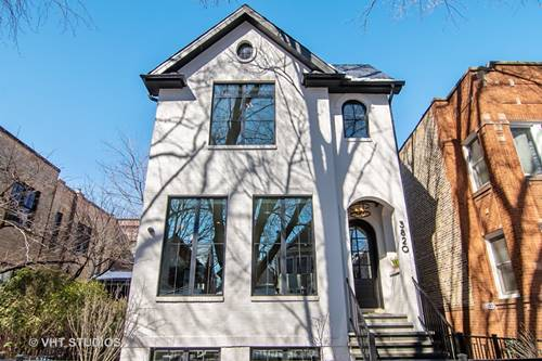 3820 N Paulina, Chicago, IL 60613 West Lakeview
