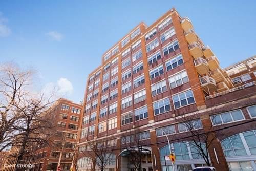 933 W Van Buren Unit 324, Chicago, IL 60607 West Loop