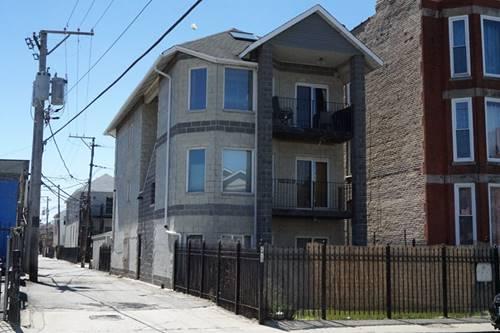 2413 W Polk Unit 3, Chicago, IL 60612 Lawndale