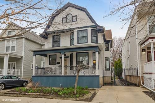 1824 W Berenice, Chicago, IL 60613 Northcenter