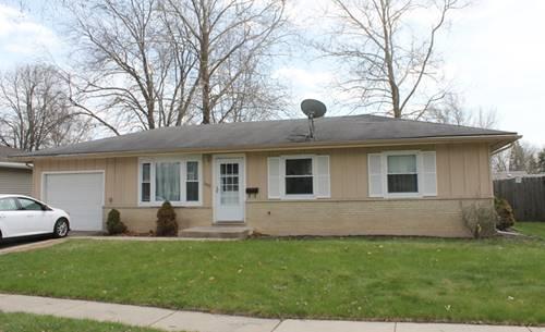 105 Diane, Streamwood, IL 60107