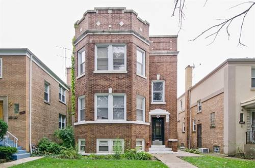 6509 N Campbell, Chicago, IL 60645 West Ridge