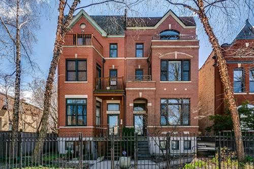 2031 W Evergreen Unit 4W, Chicago, IL 60622 Wicker Park