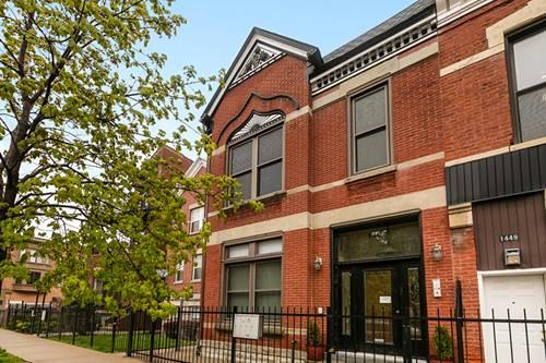 1451 N Artesian Unit 2, Chicago, IL 60622 Humboldt Park