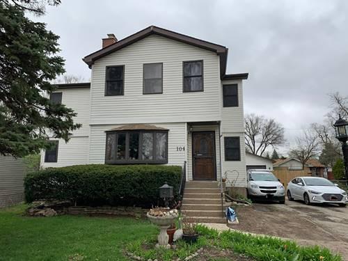 104 Bernice, Northlake, IL 60164