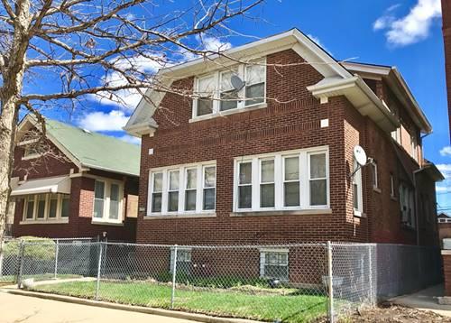 8147 S Justine, Chicago, IL 60620