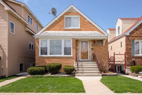 5228 S Lockwood, Chicago, IL 60638 Garfield Ridge