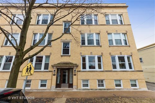4110 N Wolcott Unit 1, Chicago, IL 60613 Northcenter