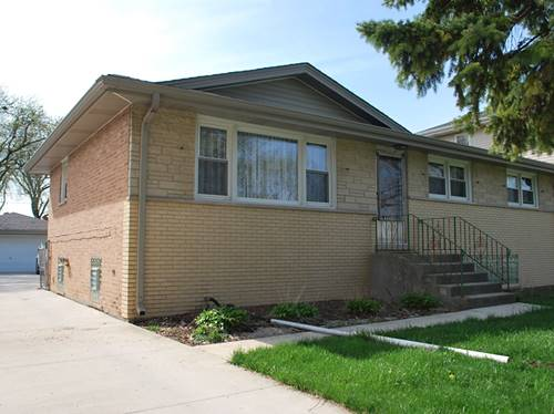 7518 Sholer, Bridgeview, IL 60455
