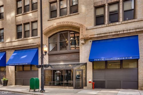 740 S Federal Unit 501, Chicago, IL 60605 South Loop