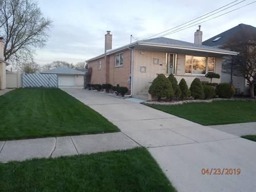 6559 W 91st, Oak Lawn, IL 60453
